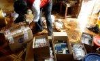 SMP y Los Olivos: incautan 10 toneladas de medicamentos bamba