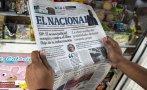 """Venezuela: Director de """"El Nacional"""" llevará su caso a la CIDH"""