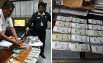 Policía devolvió más de 28 mil soles a pareja en aeropuerto