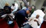 Anciano esperó 8 días en sala de emergencias para ser atendido