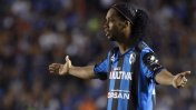 Ronaldinho pidió disculpas por abandonar estadio de Querétaro