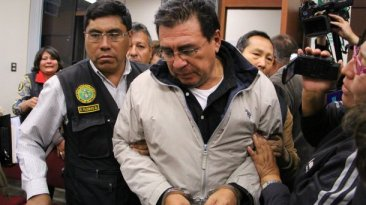 Ordenan 9 meses de prisión preventiva para Pepe Julio Gutiérrez