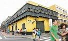 Centro Histórico: municipio plantea demoler el 36% de inmuebles