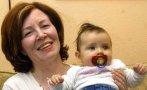 Tiene 65 años y acaba de ser madre de cuatrillizos en Alemania