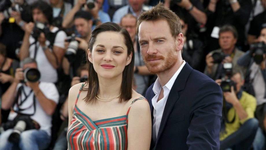 Michael Fassbender y Marion Cotillard deslumbraron en Cannes
