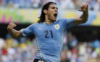 Cavani encabeza lista definitiva de Uruguay para Copa América