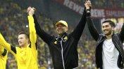 Jürgen Klopp y la emotiva despedida del estadio del Dortmund