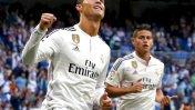 Real Madrid goleó 7-3 a Getafe con triplete de Cristiano