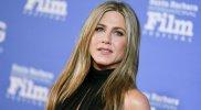 Así lucía Jennifer Aniston cuando usaba el cabello oscuro