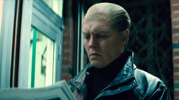 """Johnny Depp: mira el tráiler de su nueva película """"Black Mass"""""""