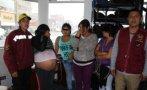 Banda de mujeres robaba en tiendas de Gamarra
