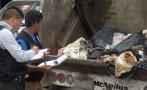 Chimbote: encuentran el cuerpo de una niña en bolsa de basura