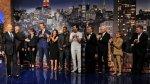 YouTube: lo que a Letterman siempre le quisieron decir - Noticias de barbara walters