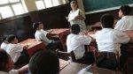 Colegios emblemáticos, ¿un símbolo del modelo del educativo? - Noticias de juana alarco