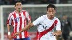 Cristian Benavente fuera de la lista de 23 de la Copa América - Noticias de fifa