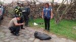 La Molina: restos descuartizados serían de hombre de 50 años - Noticias de comisaría de la molina