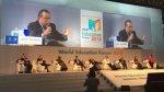 Perú se ratifica en invertir al menos 6% del PBI en educación - Noticias de ministerio de educación