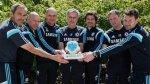 José Mourinho fue elegido mejor técnico de la Premier League - Noticias de wembley