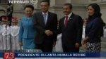 Ollanta Humala se reúne con primer ministro chino, Li Keqiang - Noticias de caballeria mariscal domingo nieto