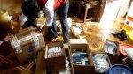 SMP y Los Olivos: incautan 10 toneladas de medicamentos bamba - Noticias de santa rosa mz