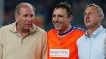 """Stoichkov: """"Con un equipo de veteranos gano más que el Madrid"""" - Noticias de wembley"""