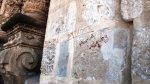 Histórica iglesia de Cajamarca fue dañada con pintas - Noticias de carnavales de cajamarca