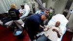 Anciano esperó 8 días en sala de emergencias para ser atendido - Noticias de dignidad humana