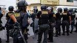 SJL: disponen 150 policías y 40 patrullas para cuidar colegios - Noticias de ugel santa