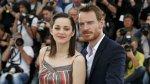 Michael Fassbender y Marion Cotillard deslumbraron en Cannes - Noticias de festival rural tour huayllay