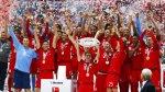 Bayern Múnich campeón venció 2-0 a Mainz por la Bundesliga - Noticias de bundesliga