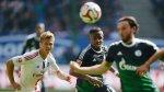 Schalke perdió 2-0 ante Hamburgo en última fecha de Bundesliga - Noticias de christian gentner