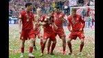 Claudio Pizarro y Bayern Múnich celebran título de Bundesliga - Noticias de bundesliga