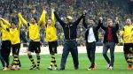 Borussia Dortmund ganó al Bremen y clasificó a la Europa League - Noticias de bundesliga
