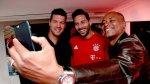 Pizarro celebra vía Twitter su sexta Bundesliga con Bayern - Noticias de xabi alonso