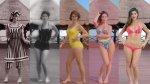 Mira la evolución del bikini en 125 años de historia [VIDEO] - Noticias de modelos