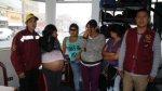 Mujeres integraban banda dedicada a robar en tiendas de Gamarra - Noticias de lucero gamarra