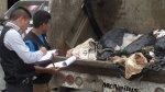 Chimbote: encuentran el cuerpo de una niña en bolsa de basura - Noticias de sabana santa