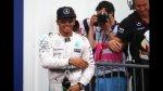 F1: Hamilton se quedó con la pole en el Gran Premio de Mónaco - Noticias de accidente