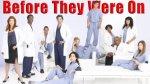 YouTube: ¿cómo lucían antes los actores de Grey's Anatomy? - Noticias de series de televisión