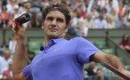 Federer venció a Falla en el Grand Slam de Roland Garros