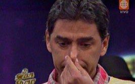 """El gran show"": Juan Carlos Bazalar se quebró tras homenaje"