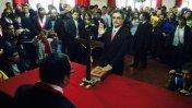 Waldo Ríos juró como gobernador regional de Áncash