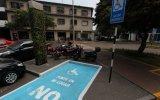 San Isidro filmará uso indebido de parqueo para discapacitados