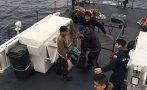 Chile rescató embarcación peruana varada frente a Antofagasta