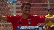 Cienciano: Pier Larrauri anotó golazo de tiro libre a Comercio