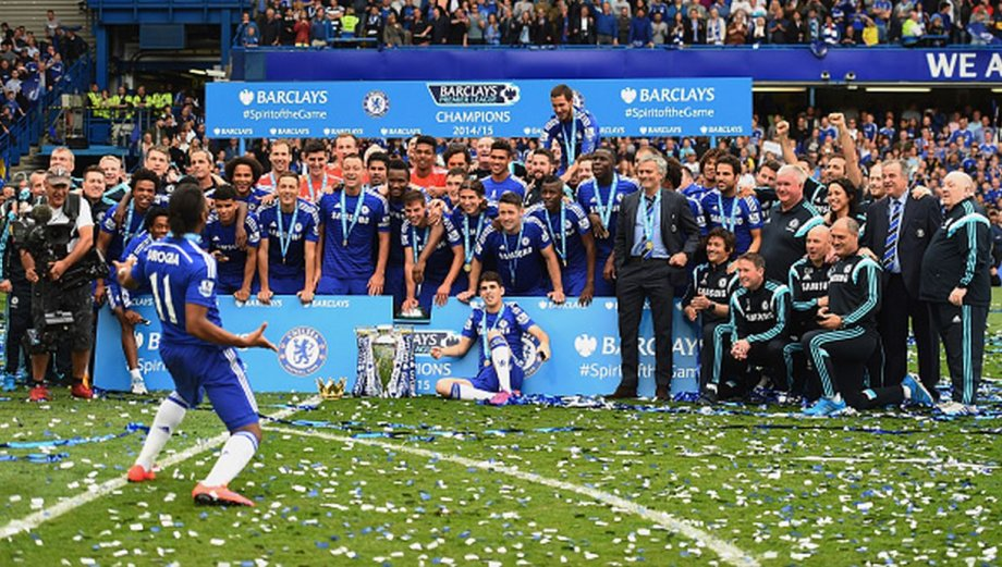 Chelsea: los 'blues' celebran el título de la Premier League