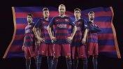 Barcelona presentó su nueva y polémica camiseta