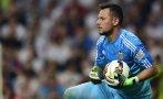 Copa América: arquero brasileño Diego Alves sufrió grave lesión