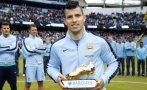 Sergio Agüero: el máximo goleador de la Premier League