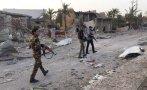 """Pentágono: """"Iraq no mostró voluntad de pelear en Ramadi"""""""